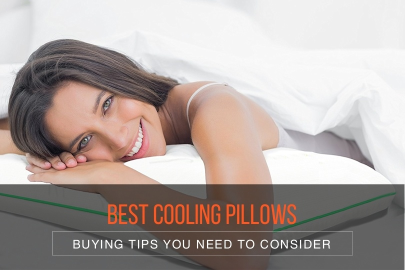 best cooling pillow and buying tips you need to consider